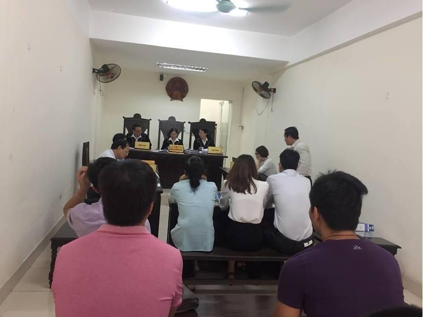 Xử phúc thẩm, Báo Gia Đình Việt Nam bị kiện vì đăng ảnh không được sự đồng ý