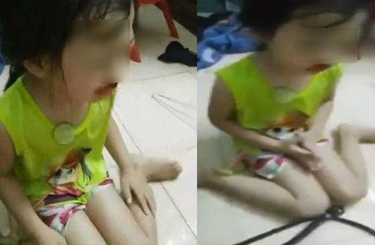 Phẫn nộ với mẹ livestream tát con gái chảy máu mũi lúc 2h sáng