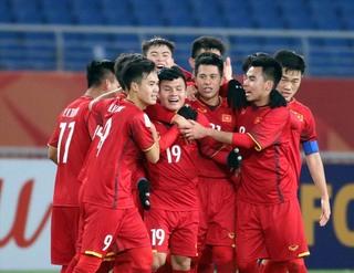 ĐH tiêu biểu lượt đi V.League 2018 : Nhiều sao U23 Việt Nam góp mặt