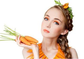 Bí quyết làm đẹp da mịn màng, căng bóng và tươi trẻ từ cà rốt