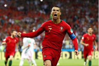 Báo chí thế phát sốt với màn trình diễn của Cris Ronaldo