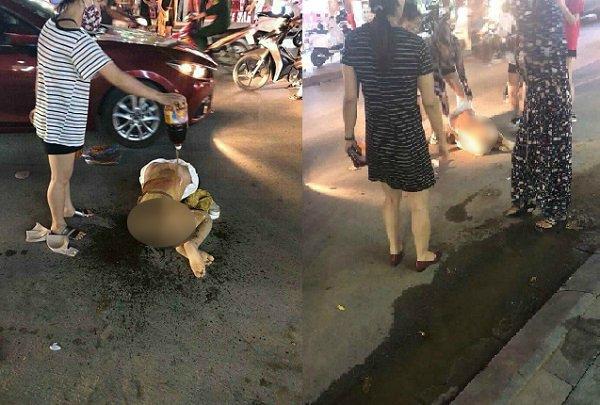 Vụ cô gái bị lột trần, đổ nước mắm lên người ở Thanh Hóa