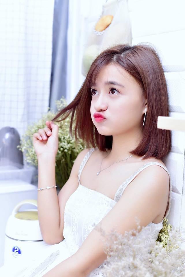 Hot girl Võ Ê Vo khoe vẻ đẹp trong veo đón chào tuổi mới12