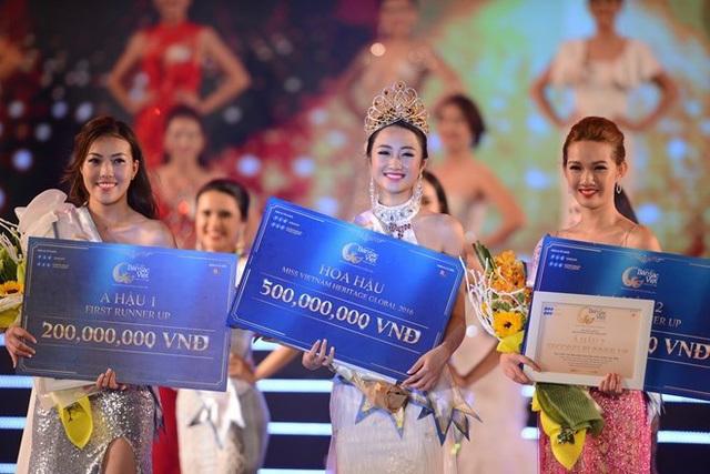 Jennifer Phạm làm giám khảo cuộc thi Hoa hậu Bản sắc Việt toàn cầu