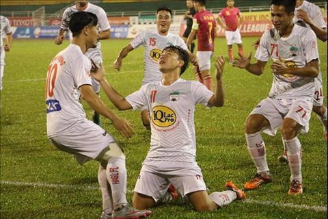 CLB HAGL có trận đấu ấn tượng trước SHB Đà Nẵng