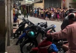 Hà Nội: Nghi án người phụ nữ mang bầu bị nhân tình sát hại trong nhà