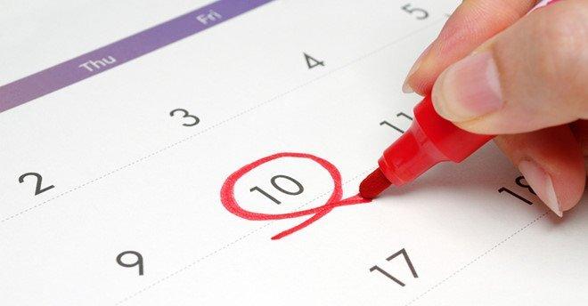 Giải đáp những câu hỏi thường gặp về tính ngày rụng trứng 2