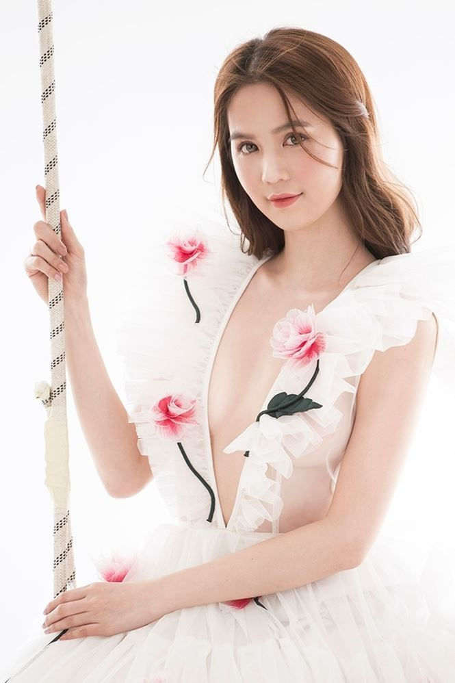 Ngọc Trinh, sexy