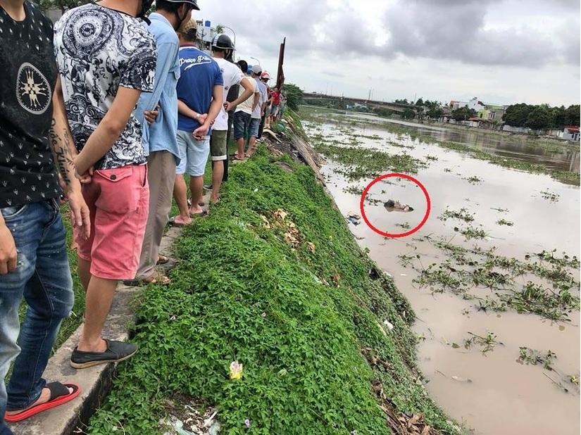 Hải Phòng: Phát hiện thi thể nam sinh viên trên sông sau nhiều ngày mất tích