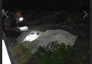 Hà Nội: Lao vào tàu hoả, nam thanh niên tử vong tại chỗ