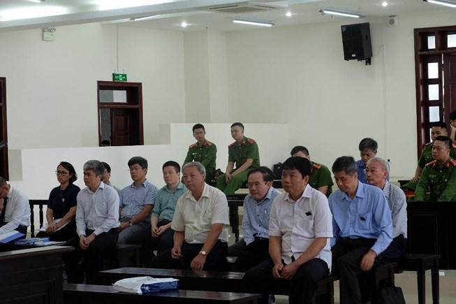 Diễn biến bất ngờ tại phiên xử phúc thẩm ông Đinh La Thăng