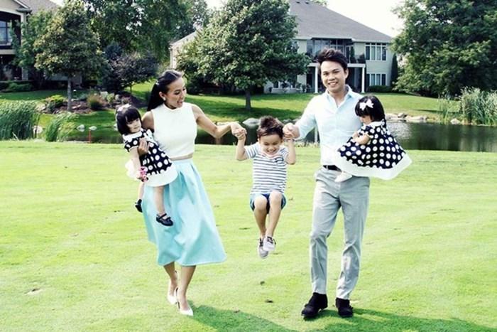 MC Huyền Ny mách bí quyết chăm con cho những ông bố bà mẹ bận rộn