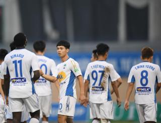 Sao trẻ CLB HAGL lọt đội hình tiêu biểu vòng 14 V.League