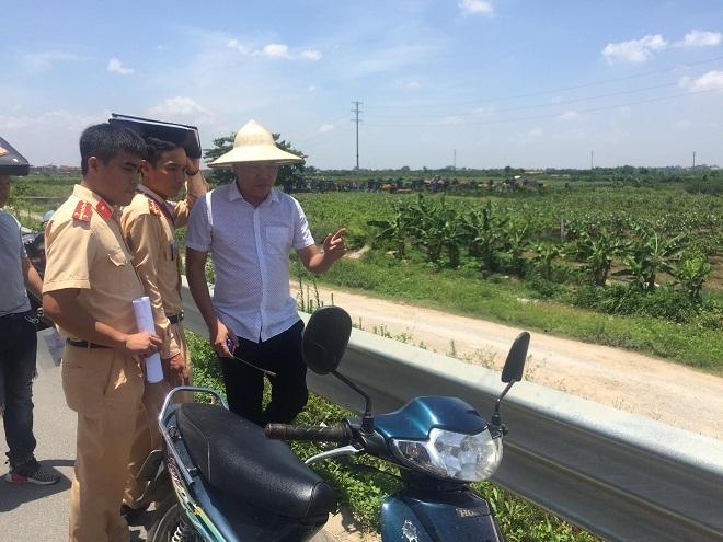 Công an thực nghiệm hiện trường vụ 2 thiếu nữ tử vong ở Hưng Yên