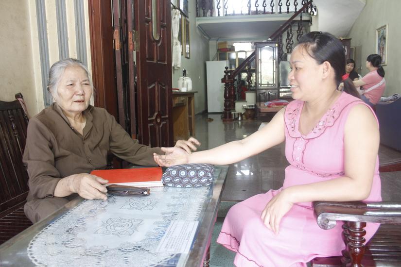 Bà Lang xứ Mường chữa hiếm muộn3