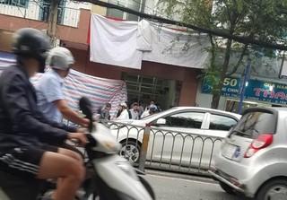 TP.HCM: Nổ tại trụ sở công an phường, nữ cán bộ bị thương