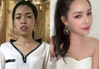 Cô gái Nam Định 'đập mặt làm lại' ngày càng xinh đẹp và quyến rũ