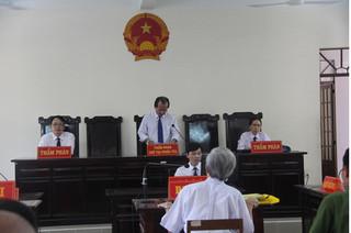 Ông Huỳnh Ngọc Thiện có vi phạm khi tuyên Nguyễn Khắc Thủy án treo?