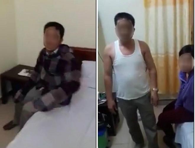 Cách chức trưởng Công an xã bị bắt quả tang ở trong nhà nghỉ với vợ bạn thân
