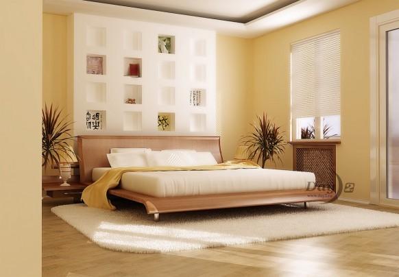 Cách bố trí phong thủy phòng ngủ để gia đình yên ấm và phát lộc2
