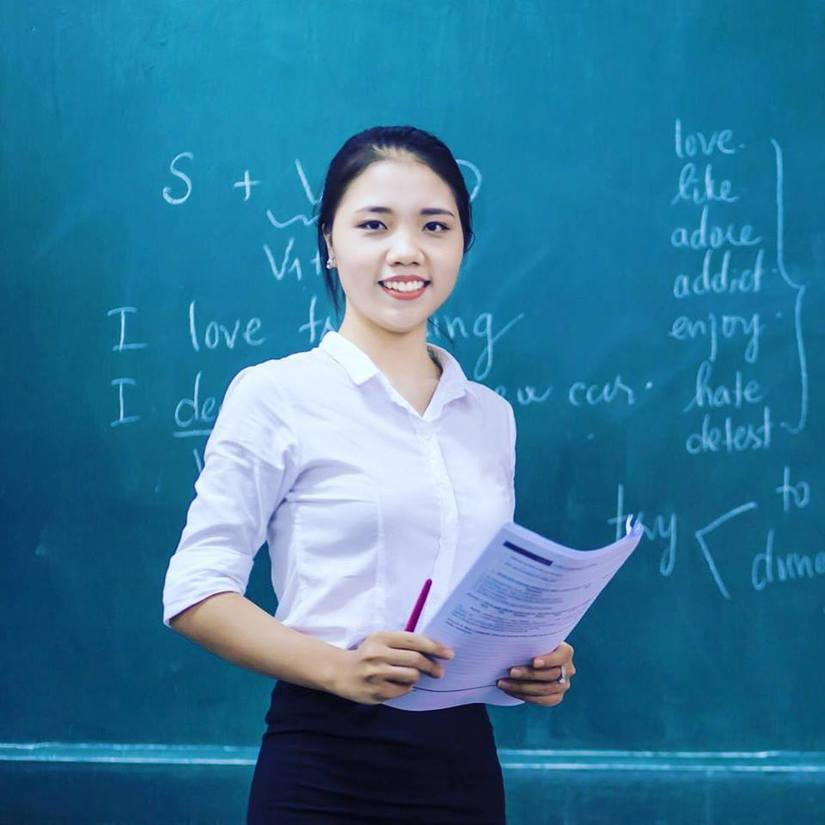 Cô giáo Tiếng Anh khoe những mâm cơm ngon mắt