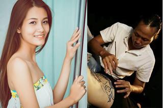Họa sĩ Ngô Lực nói gì khi sau khi đối chất với mẫu nude Kim Phượng?