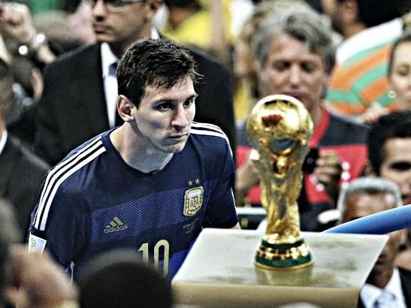 Nỗi buồn của Messi sau trận Argentina thua Croatia 2