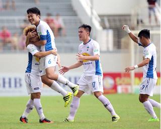 Công Phượng tỏa sáng HAGL thắng nhẹ Sài Gòn FC