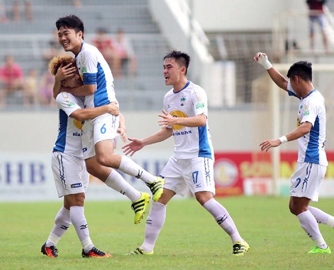 CLB HAGL thắng nhẹ Sài Gòn FC