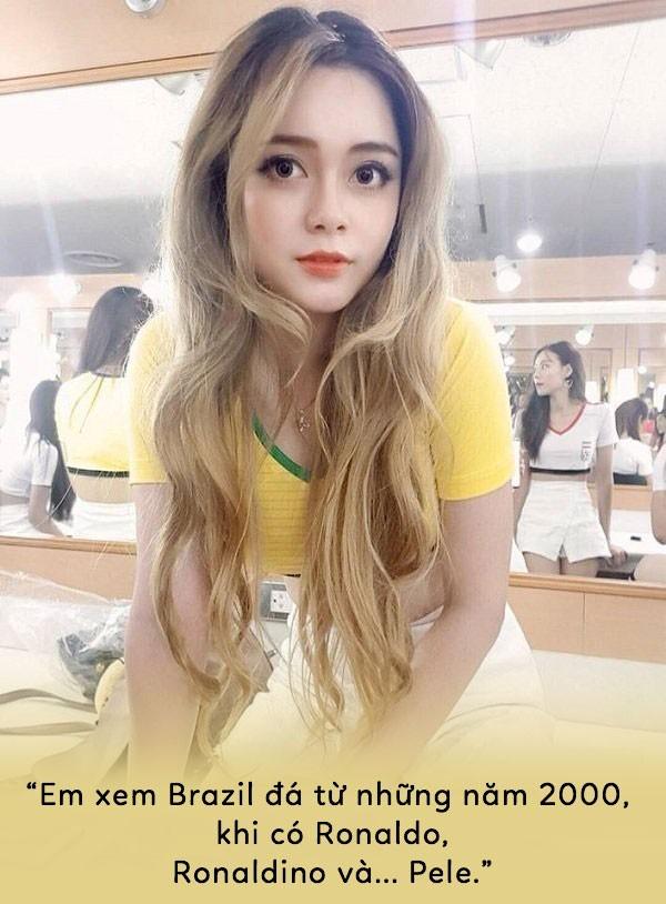 """World Cup 2018: """"sốc"""" với dàn hotgirl khách mời của VTV 2"""
