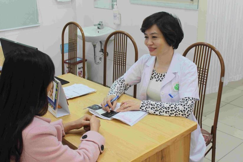 Gia đình được làm IVF miễn phí tại Bệnh viện phụ sản Hà Nội 2