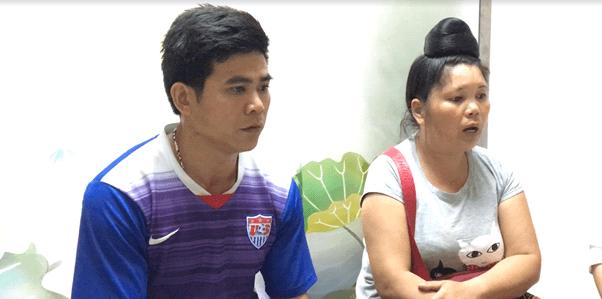 Gia đình được làm IVF miễn phí tại Bệnh viện phụ sản Hà Nội