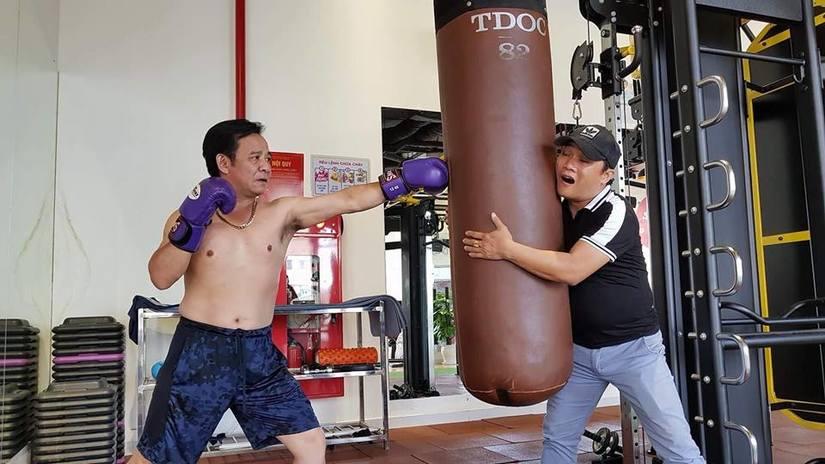 Quang Tèo:  Xem quyền anh để tăng sức mạnh đàn ông