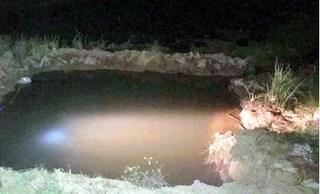 Nghệ An: 2 cháu nhỏ tử vong thương tâm dưới hố công trình
