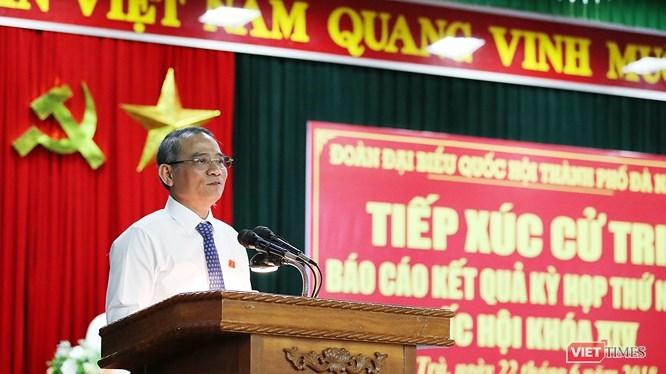 Bí thư Đà Nẵng lên tiếng bất ngờ về biệt thự 100 tỷ của Giám đốc Công an