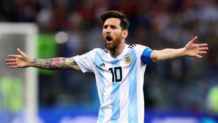 Đội tuyển Argentina vẫn sáng cửa vào vòng trong