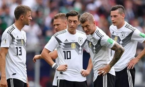 đội tuyển Đức sẽ ra quân trận thứ 2 tại World Cup 2018 gặp ĐT Thụy Điển
