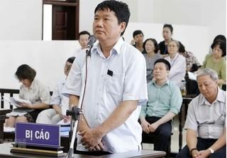 Lời sau cùng, ông Đinh La Thăng nói mình vô tội