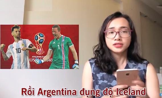 Vòng bảng World Cup hấp dẫn qua bản nhạc chế gây bão mạng
