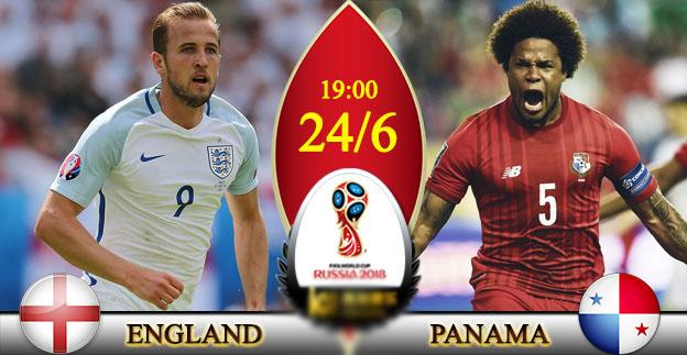 Dự đoán kết quả tỷ số World Cup 2018 giữa đội tuyển Anh và Panama