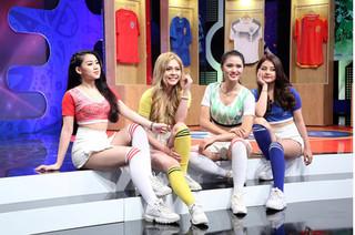 Bị chỉ trích, VTV ngừng đưa hot girl bình luận World Cup 2018