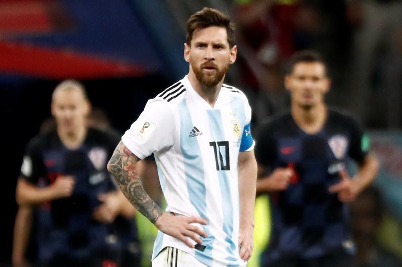 Messi quyết định đội hình ra sân của đội tuyển Argentina