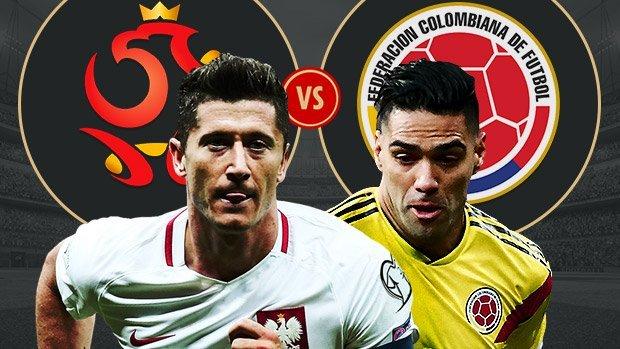 Dự đoán kết quả tỷ số World Cup 2018 giữa đội tuyển Ba Lan và Colombia