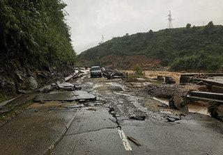 Lai Châu thiệt hại nặng nề do mưa lũ, cảnh báo nguy cơ lũ quét, sạt lở đất