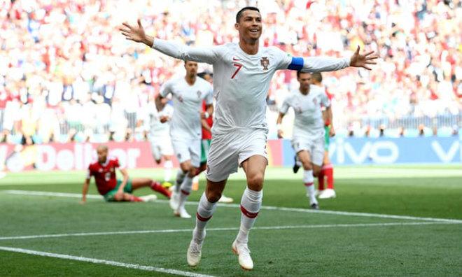 C.Ronaldo được dự báo tiếp tục nổ súng