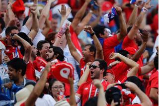 Được dự World cup cả nước Panama nghỉ làm ăn mừng, ghi bàn vào lưới tuyển Anh vui như giành cúp vô địch
