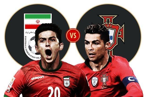Dự đoán kết quả tỷ số World Cup 2018 Iran và Bồ Đào Nha
