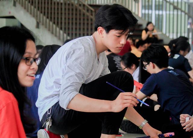 kỳ thi THPT Quốc gia, hot teen