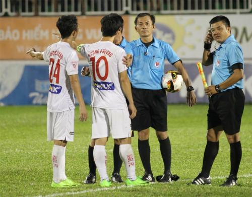 CBL HAGL sẽ có cuộc tiếp đón Than Quảng Ninh
