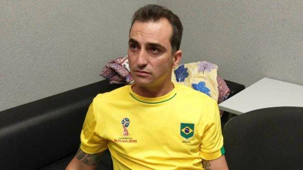 Phát hiện tội phạm truy nã trên khán đài World Cup 2018